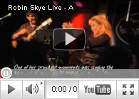 Robin Skye Live - A benefit for After The Storm
